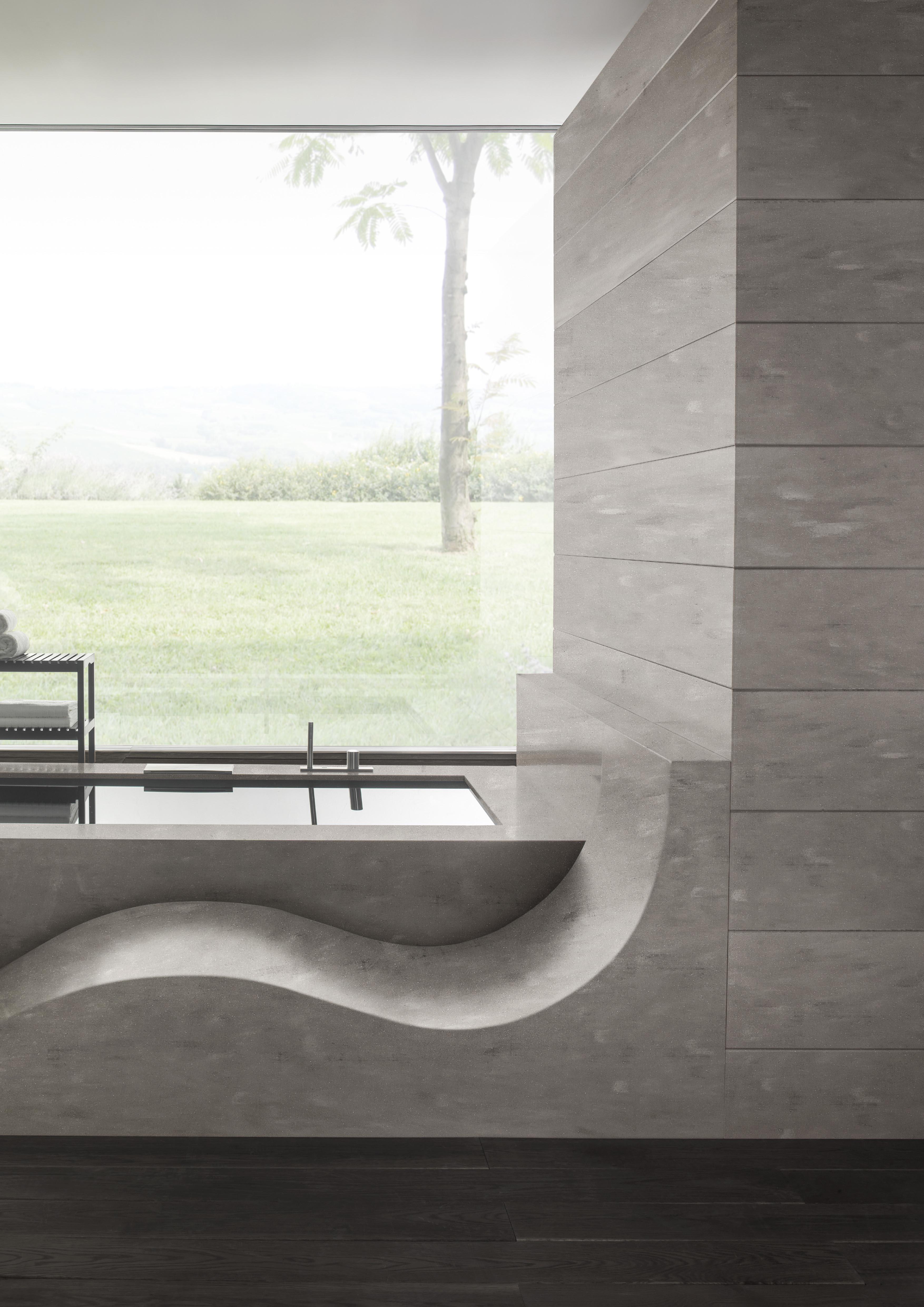 Corian® Technique - Outdoor Spaces - Corian® solid surfaces