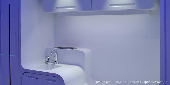 Corian® for Healthcare - Corian® solid surfaces, Corian®