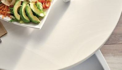 Commercial Tabletops Corian Solid Surfaces Corian - Corian restaurant table tops