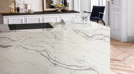 Visit our Zodiaq Quartz website for more surface design options.