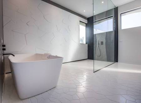 The complete residential surfaces solutions corian - Residential interior wall panel systems ...