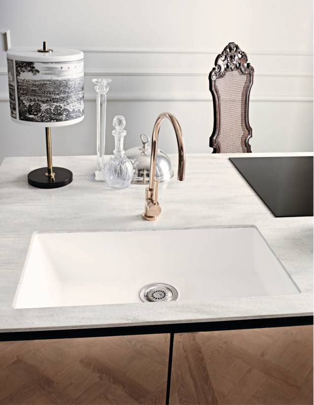 ... Stain Resistance, Hygiene And Easy Care Are Just Some Of The Reasons  Why Sinks Made With Corian® Are The Perfect Addition To Your Kitchen Design.