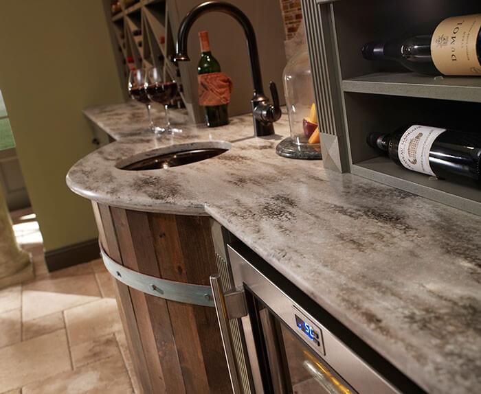 Corian Countertops kitchen - dupont™ corian® solid surfaces, corian®