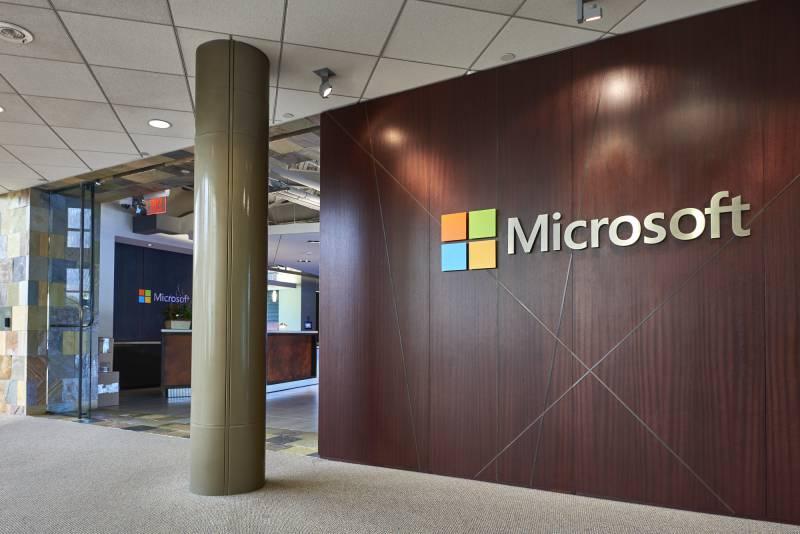 Corian® Design: Helping Microsoft Showcase the Art of What\'s ...